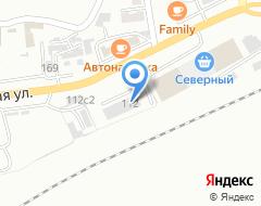 Компания КапиталАвтоЦентр на карте города