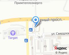 Компания Знахарь на карте города