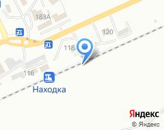 Компания Дальзапчасть на карте города