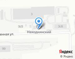 Компания ВСЯ РУССКАЯ СТАЛЬ на карте города