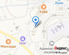 Компания Магазин автотоваров на карте города