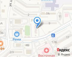 Компания Восторг на карте города