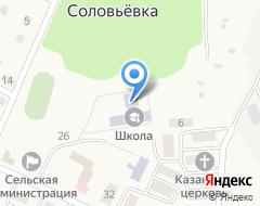 Компания Средняя общеобразовательная школа на карте города