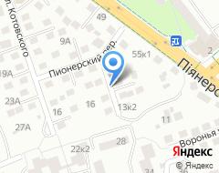 Компания Газпромнефть-Снабжение на карте города
