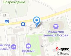 Компания ГИФТ на карте города