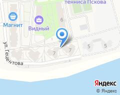 Компания Видный на карте города