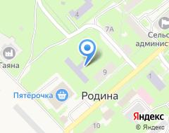 Компания Великолукской Государственной Сельскохозяйственной Академии на карте города