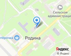 Компания Себор на карте города