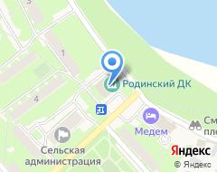 Компания StreetArt на карте города