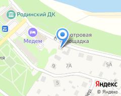Компания Закусочная на карте города