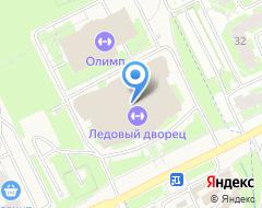 Компания Шайба на карте города