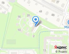 Компания Детская деревня-SOS Псков на карте города