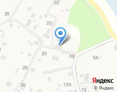 Компания Дивас на карте города