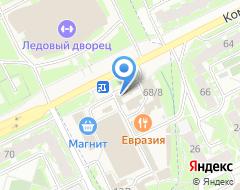 Компания Сундучок на карте города