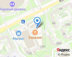 Компания Магистраль на карте города