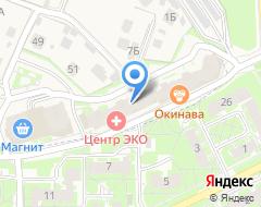 Компания Строительные материалы на Михайловской магазин на карте города