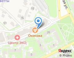 Компания Техник на карте города