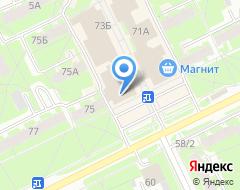 Компания РусОкон на карте города