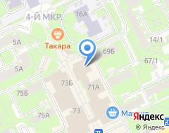 Компания Женские секреты на карте города