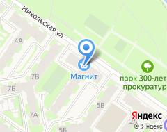 Компания Вольный Купец на карте города