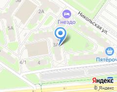 Компания На Владимирской на карте города