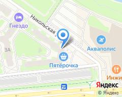 Компания Pinta на карте города