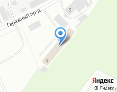 Компания Псков-Авто на карте города