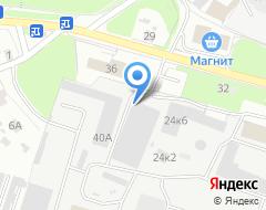 Компания Евролат на карте города
