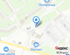 Компания Ракета на карте города