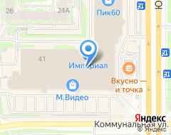 Компания Vivat на карте города
