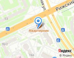 Компания Центр лестниц на карте города