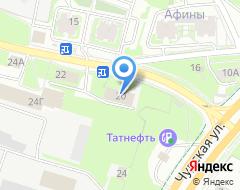 Компания СПАРТА на карте города
