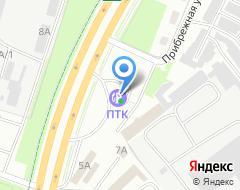 Компания Авто Юнион на карте города