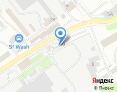 Компания ЖБИ-Транзит на карте города