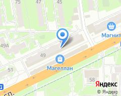 Компания Автогид на карте города