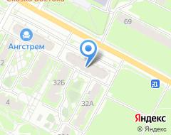 Компания СтройДом на карте города