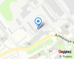 Компания АВТО-ЛЮКС на карте города