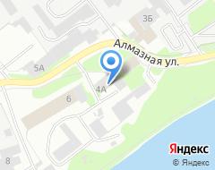 Компания ПСКОВ, ЧОУ на карте города