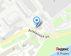 Компания AutoFix на карте города