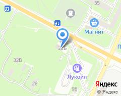 Компания Экспресс на карте города