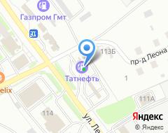 Компания Знак-Плюс на карте города