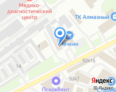 Компания Автогаз на карте города