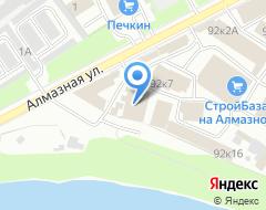 Компания Теплый дом на карте города