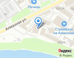 Компания Torex на карте города