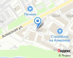 Компания Строй EURO Блок на карте города