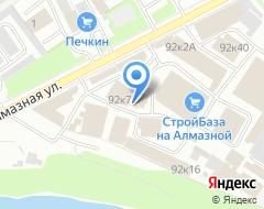 Компания Квадратный метр на карте города