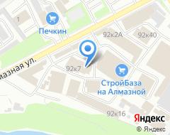 Компания Мастер-Окна на карте города