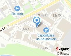Компания 33 квадратных метра на карте города