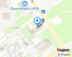 Компания Одежда & Обувь магазин ИП Соловьев М.С на карте города
