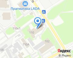 Компания Им-Авто на карте города